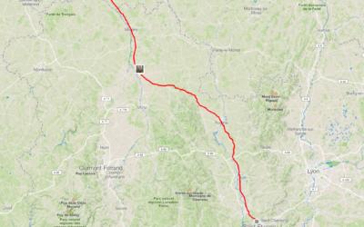 Trip 2019 : Paris-Marseille à Vélo en 4 jours -> Étape n°2 !